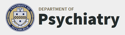 University of Pittsburgh Department of Psychiatry Logo